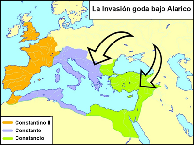 Invasion goda